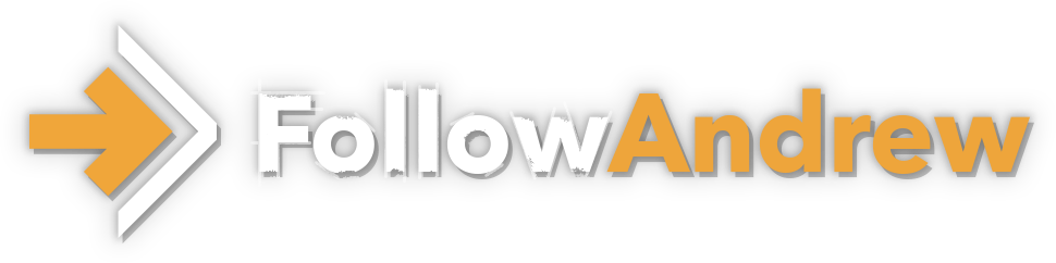 FollowAndrew logo