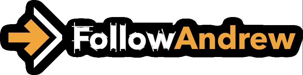 FollowAndrew logo